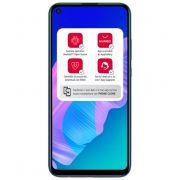 "smartphone huawei p40 lite e 6.39""4+64gb aurora blue dual sim italia"