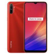 "smartphone realme c3 3+64gb 6.5"" blazing red dual sim italia"