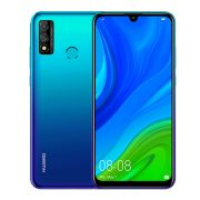 "smartphone huawei p smart 2020 6.21"" 4+128gb aurora blue tim"